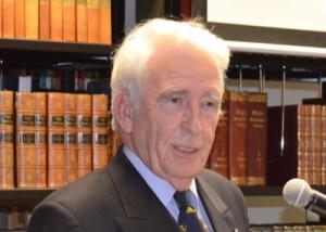 Manfred Backerra, Vorsitzender der SWG